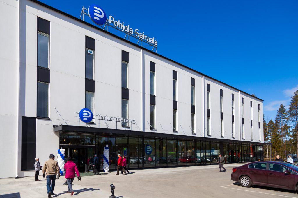 Pohjolan Sairaala Helsinki