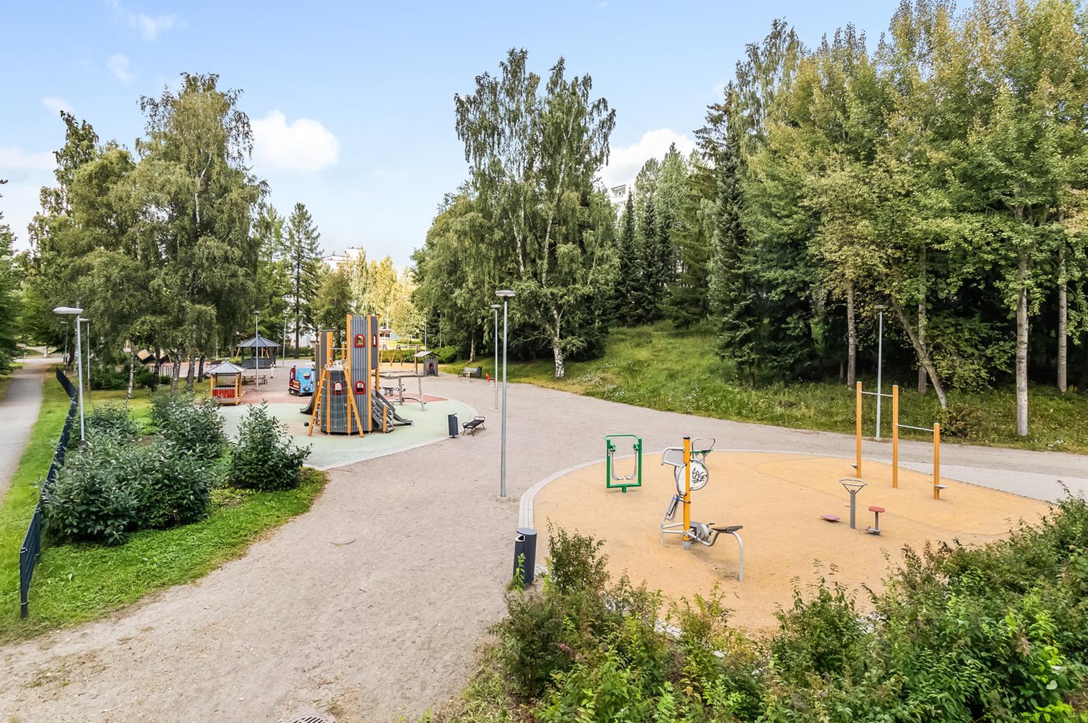 Leikkipuisto Kuopio