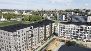 Lapti rakentaa KVR-urakkana 64 vuokra-asuntoa Turkuun